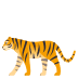 🐅 tiger Emoji on Joypixels Platform