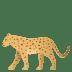🐆 leopard Emoji on Joypixels Platform