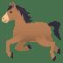🐎 horse Emoji on Joypixels Platform