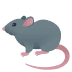 🐀 rat Emoji on Joypixels Platform