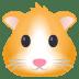 🐹 hamster Emoji on Joypixels Platform