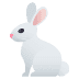 🐇 rabbit Emoji on Joypixels Platform