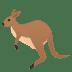 🦘 kangaroo Emoji on Joypixels Platform