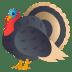 🦃 turkey Emoji on Joypixels Platform