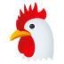 🐔 chicken Emoji on Joypixels Platform