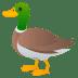 🦆 duck Emoji on Joypixels Platform
