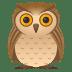 🦉 Kuwago Emoji sa JoyPixels Platform