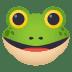 🐸 frog Emoji on Joypixels Platform