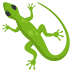 🦎 Lizard Emoji on JoyPixels Platform