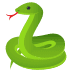 🐍 snake Emoji on Joypixels Platform