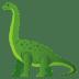 🦕 sauropod Emoji on Joypixels Platform