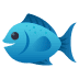 🐟 Fish Emoji on JoyPixels Platform