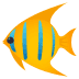 🐠 tropical fish Emoji on Joypixels Platform