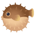 🐡 blowfish Emoji on Joypixels Platform