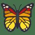 🦋 butterfly Emoji on Joypixels Platform