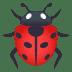 🐞 Lady Beetle Emoji on JoyPixels Platform