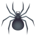🕷️ spider Emoji on Joypixels Platform