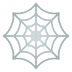 🕸️ Spider Web Emoji on JoyPixels Platform