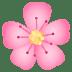 🌸 cherry blossom Emoji on Joypixels Platform