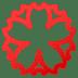 💮 White Flower Emoji on JoyPixels Platform