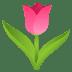 🌷 tulip Emoji on Joypixels Platform