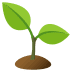 🌱 seedling Emoji on Joypixels Platform