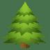 🌲 evergreen tree Emoji on Joypixels Platform