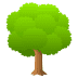 🌳 deciduous tree Emoji on Joypixels Platform