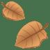 🍂 fallen leaf Emoji on Joypixels Platform
