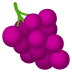 🍇 Grapes Emoji on JoyPixels Platform