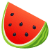 🍉 watermelon Emoji on Joypixels Platform