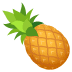 🍍 pineapple Emoji on Joypixels Platform