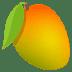 🥭 mango Emoji on Joypixels Platform