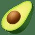 🥑 avocado Emoji on Joypixels Platform