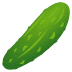 🥒 Cucumber Emoji on JoyPixels Platform
