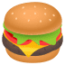 🍔 hamburger Emoji on Joypixels Platform