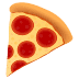 🍕 pizza Emoji on Joypixels Platform