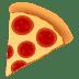 🍕 ピザ JoyPixelsプラットフォーム上の絵文字