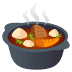 🍲 pot of food Emoji on Joypixels Platform