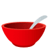 🥣 bowl with spoon Emoji on Joypixels Platform
