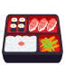 🍱 bento box Emoji on Joypixels Platform