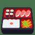 🍱 Bento Box Emoji on JoyPixels Platform