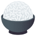 🍚 cooked rice Emoji on Joypixels Platform