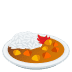 🍛 curry rice Emoji on Joypixels Platform