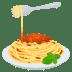 🍝 spaghetti Emoji on Joypixels Platform