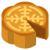 🥮 moon cake Emoji on Joypixels Platform