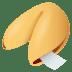 🥠 fortune cookie Emoji on Joypixels Platform