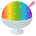 🍧 shaved ice Emoji on Joypixels Platform