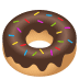 🍩 doughnut Emoji on Joypixels Platform