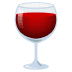🍷 wine glass Emoji on Joypixels Platform